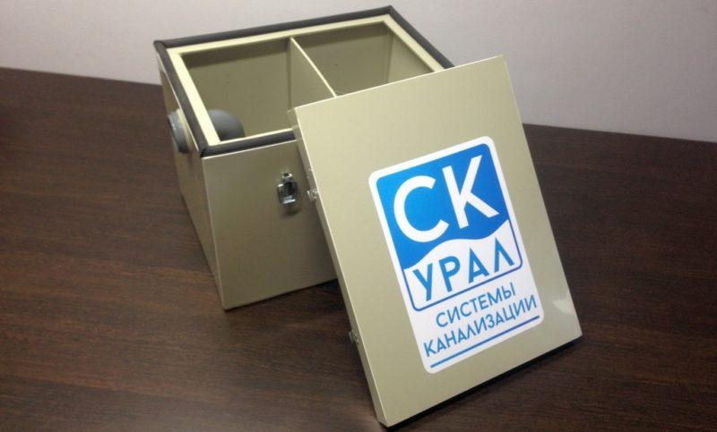 Жироуловитель КСД 500/7 серии «Урал»